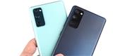 Samsung vydal dva updaty pro Galaxy S20 FE. Vylepšují citlivost displeje na dotyky