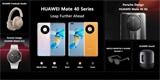 Seznamte se s podzimními novinkami Huawei. Na většinu si musíme nechat zajít chuť