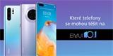 EMUI 10.1 od Huawei dostávají další zařízení, včetně dva roky starého modelu