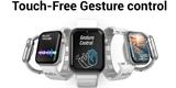 Řemínek Mudra Band umožní ovládat Apple Watch jednou rukou. Využívá k tomu nervové signály