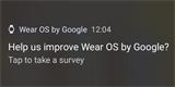 Google zasílá dotazník uživatelům Wear OS. Platformu letos čekají velké změny