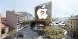 Dočkáme se Apple Storu v Praze? Spekulace ukazují na Masarykovo nádraží