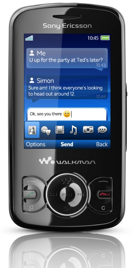 Ydobrenie: опера мини на телефон sony ericsson g700