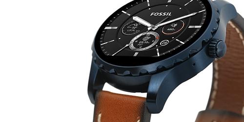 Hodinky Fossil Q Marshal druhé generace míří do prodeje. Po aktualizaci na  Android Wear 2.0 126205e73b6