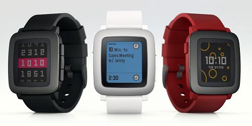 O2 zařadí do nabídky chytré hodinky Pebble – MobilMania.cz 610b88bf98d