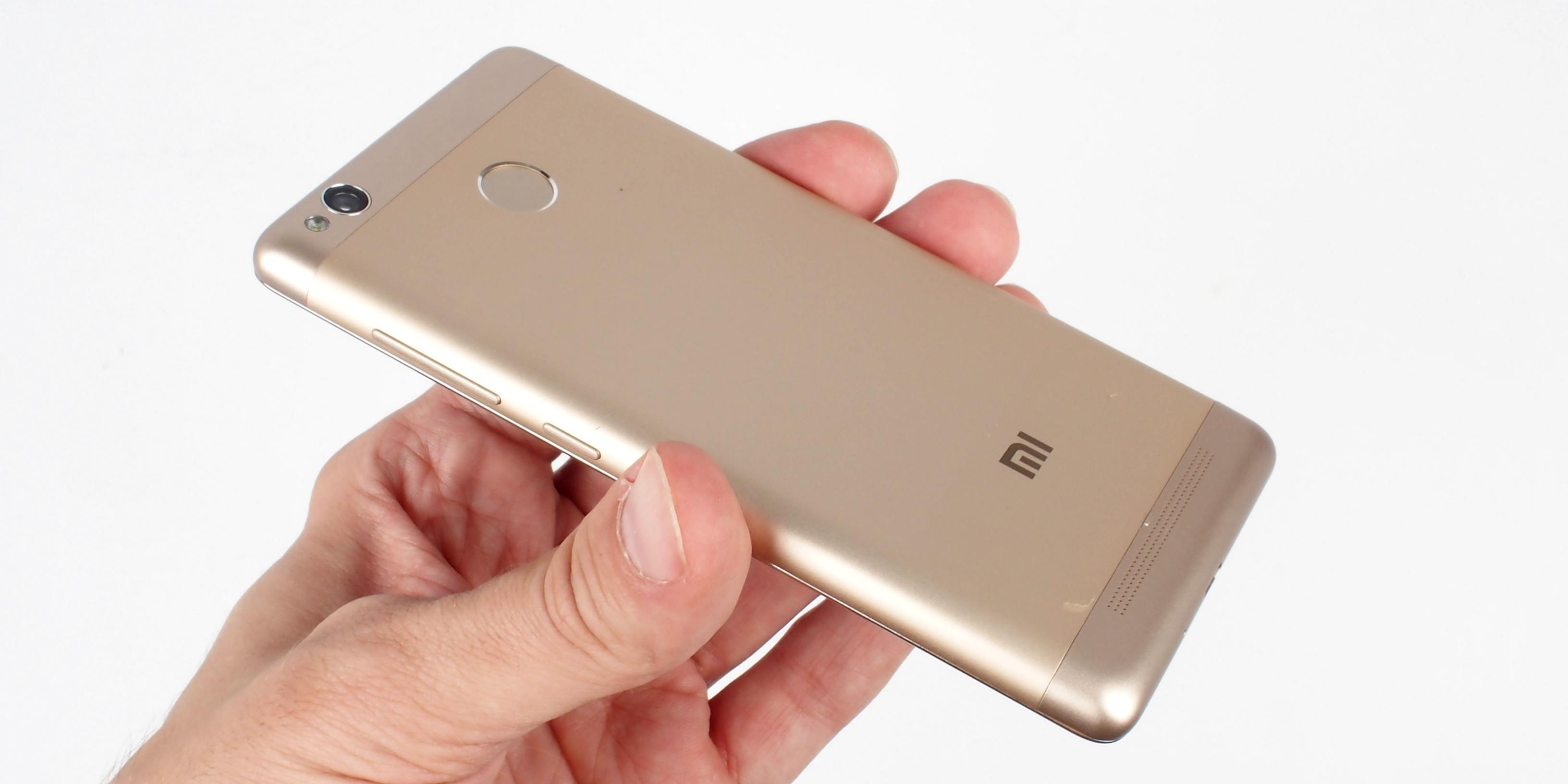 Xiaomi Redmi 3s osvědčen½ recept [recenze] 2 kapitola – MobilMania