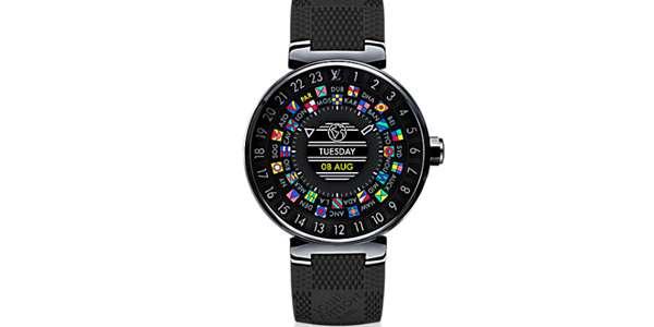 Luxusnější chytré hodinky s Androidem nenajdete. Jsou od Louis Vuitton a  stojí 80 tisíc 50d9a4c6488