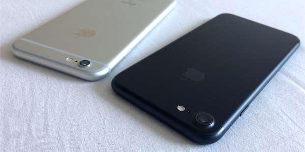 Srovnáváme iPhone 7 a 6s  Novinka má lepší foťák 861727075e2
