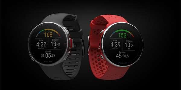 7c7fcafc2 RECENZE: Finské sportovní hodinky Polar Vantage překonávají konkurenci  wattmetrem