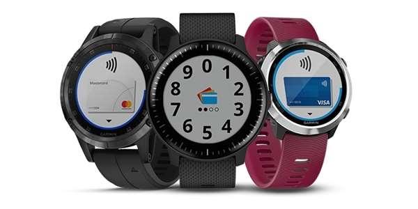 f652885fa71 Komerční banka spustila platby hodinkami přes Garmin Pay a Fitbit ...