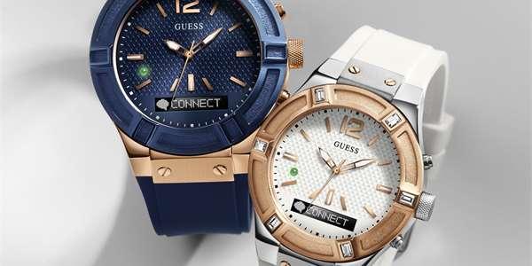 Guess Connect  chytré hodinky trochu jinak  MWC  – MobilMania.cz d47ba7492f