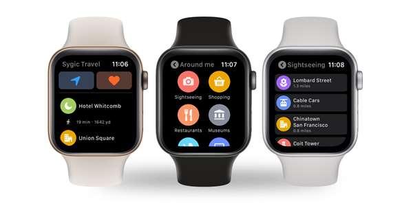 6c1af778512 Aplikaci Sygic Travel už spustíte i na chytrých hodinkách Apple Watch