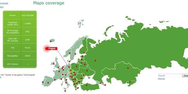 c8420a529c89f Navitel Eastern Europe: ruská navigace pro Badu [test] – MobilMania.cz