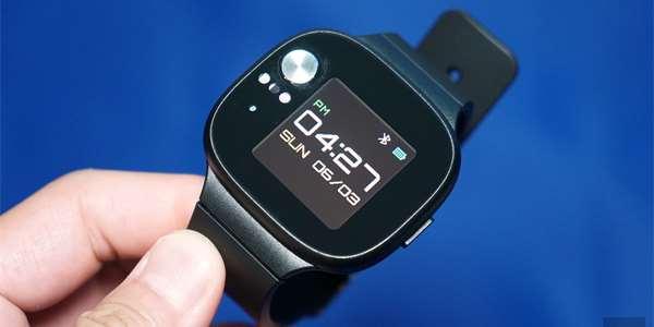b03a90d8642 Hodinky Asus VivoWatch BP změří krevní tlak a baterie vydrží skoro ...