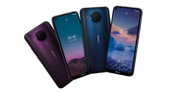 Nokia 5.4 posílí střední třídu. Slibuje dvoudenní výdrž a kinematografické zážitky