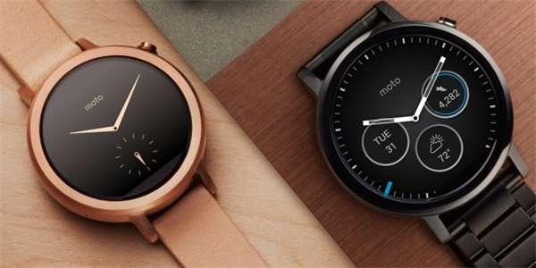 04b5563dc6f Lenovo zatím neplánuje nástupce Moto 360. Trh s chytrými hodinkami se zasekl