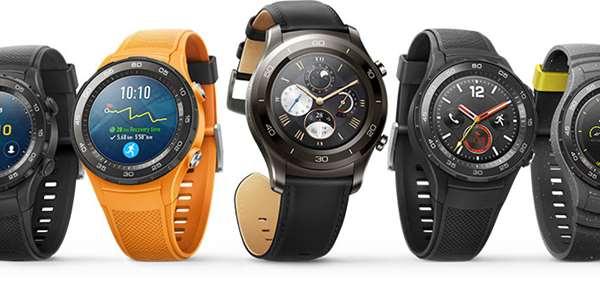 Huawei Watch 2 Sport  telefonují a umí LTE c833fc8072d
