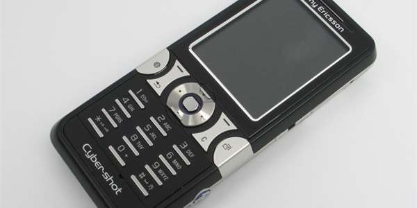 Sony Ericsson K550i: ve stopách legendy (test)