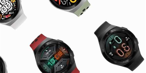 Chytré hodinky Huawei Watch GT 2e rozeznají až 100 sportů a na ...