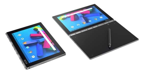 Lenovo Yoga Book v prodeji. Kolik stojí tablet s netradiční vibrační  klávesnicí  2ef8759fc0