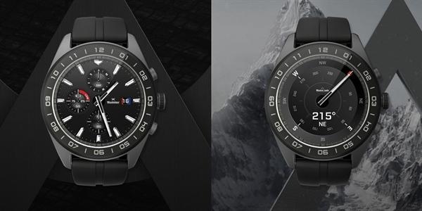 727171acdd2 LG Watch W7  hodinkový hybrid s mechanickými ručičkami nad displejem –  MobilMania.cz
