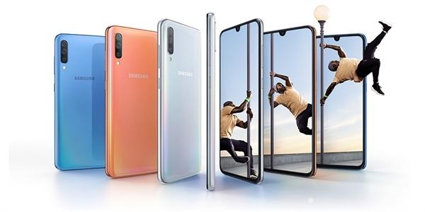 Samsung si upevnil pozici v regionu, kam patří i Česko. Dosáhl zde podílu 40 %
