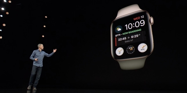 Apple keynote odstartovavla  See it in online transcription
