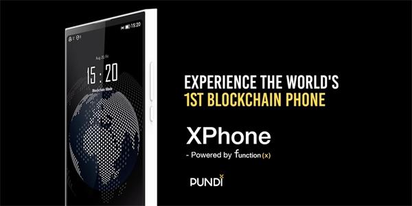 XPhone bude první blockchain telefon. Decentralizace má mít spoustu výhod 32e1809955