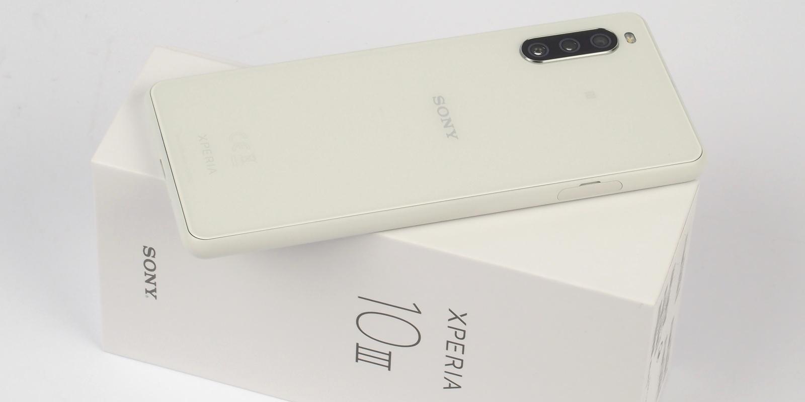 Recenze mobilu Sony Xperia 10 III. Kompaktní držák se slušným výkonem