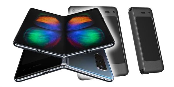 Výrobci zápasí s ohebnými pouzdry pro Samsung Fold. Spigen ukázal tři  prototypy 54cc9178e9