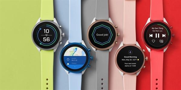 Chytré hodinky Fossil Sport  nejnovější Snapdragon Wear 3100 konečně v akci  – MobilMania.cz 8b785d7151