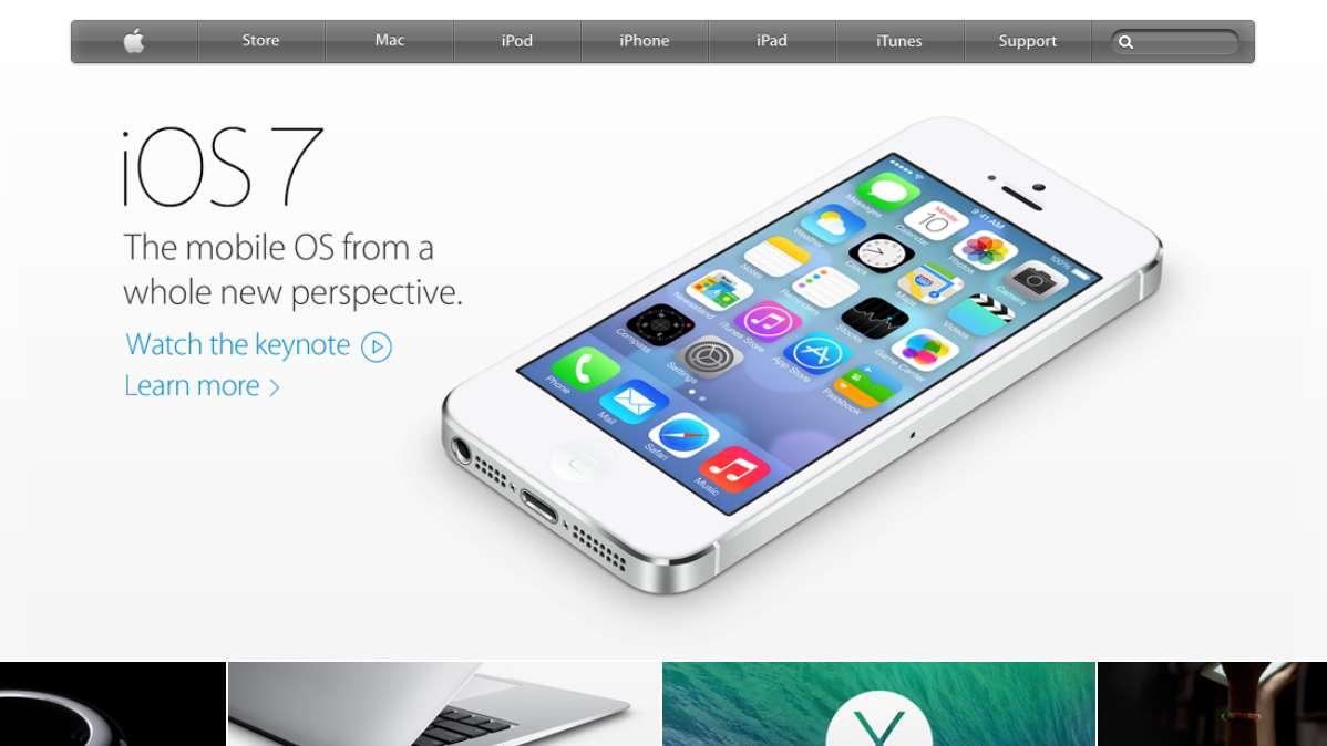 Sledujeme živě  Apple představuje iPhone 5S a 5C – MobilMania.cz 7b3b64f0022