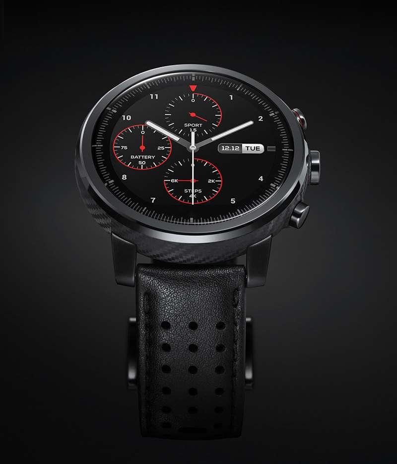 Amazfit 2  Nové sportovní hodinky od Xiaomi poslouží i v chytré ... db4eb1fd3d