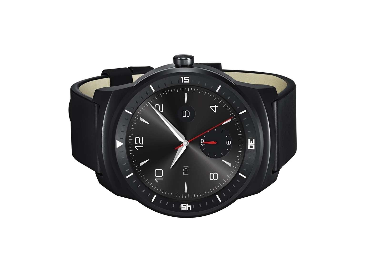 LG G Watch R jsou zatím nejhezčí chytré hodinky – MobilMania.cz 649dc4696eb