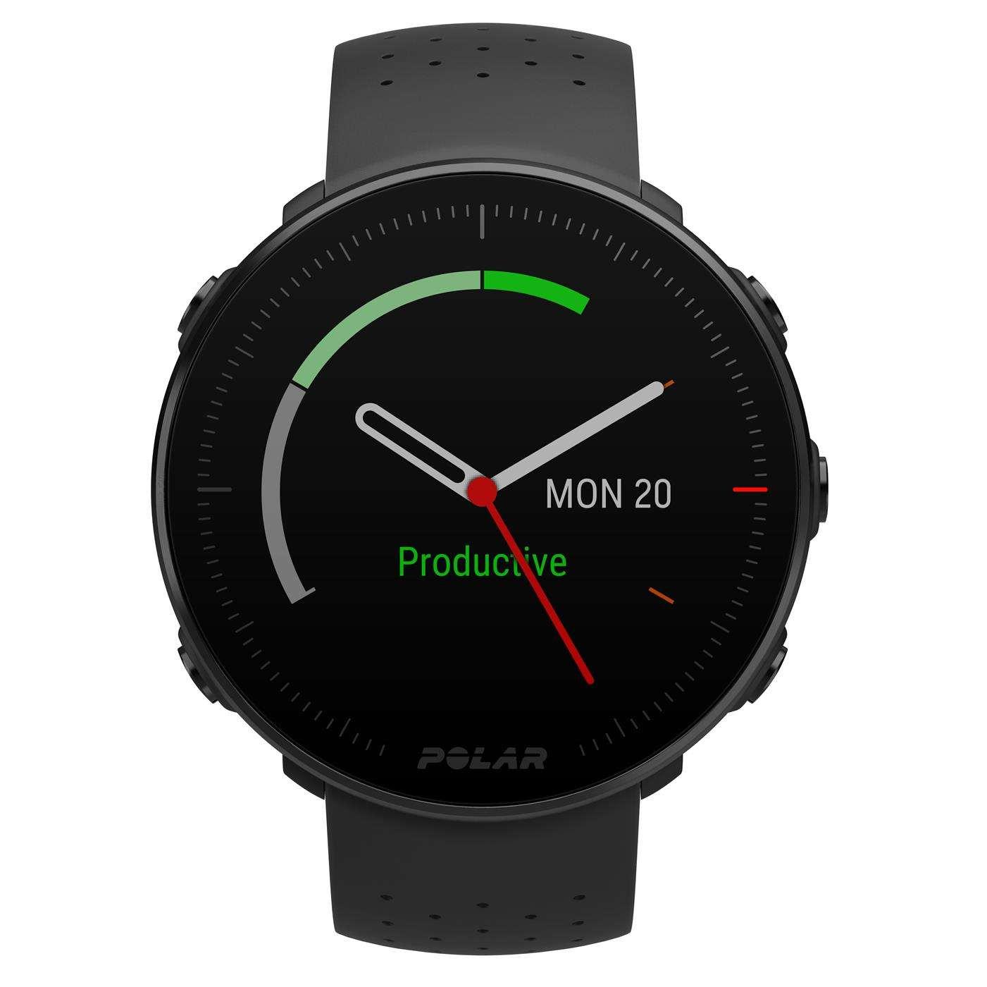 6bab9003985 RECENZE  Finské sportovní hodinky Polar Vantage překonávají ...