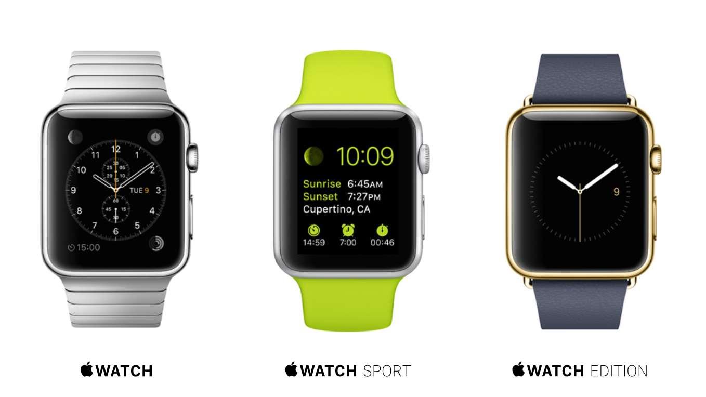 Apple Watch jsou na světě. Rovnou ve dvou velikostech – MobilMania.cz 4cd35bf84fc