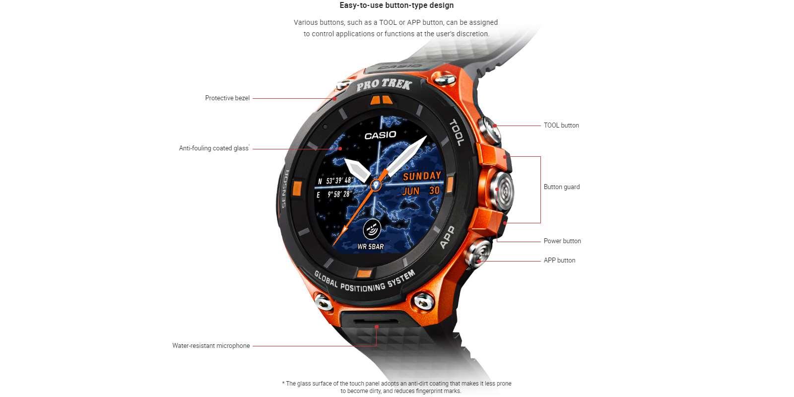 V prodeji se model WSD-F20 objeví v černé a oranžové variantě. Oproti  předchozí verzi má ještě robustnější rámeček. 8dfe6d5fc8b