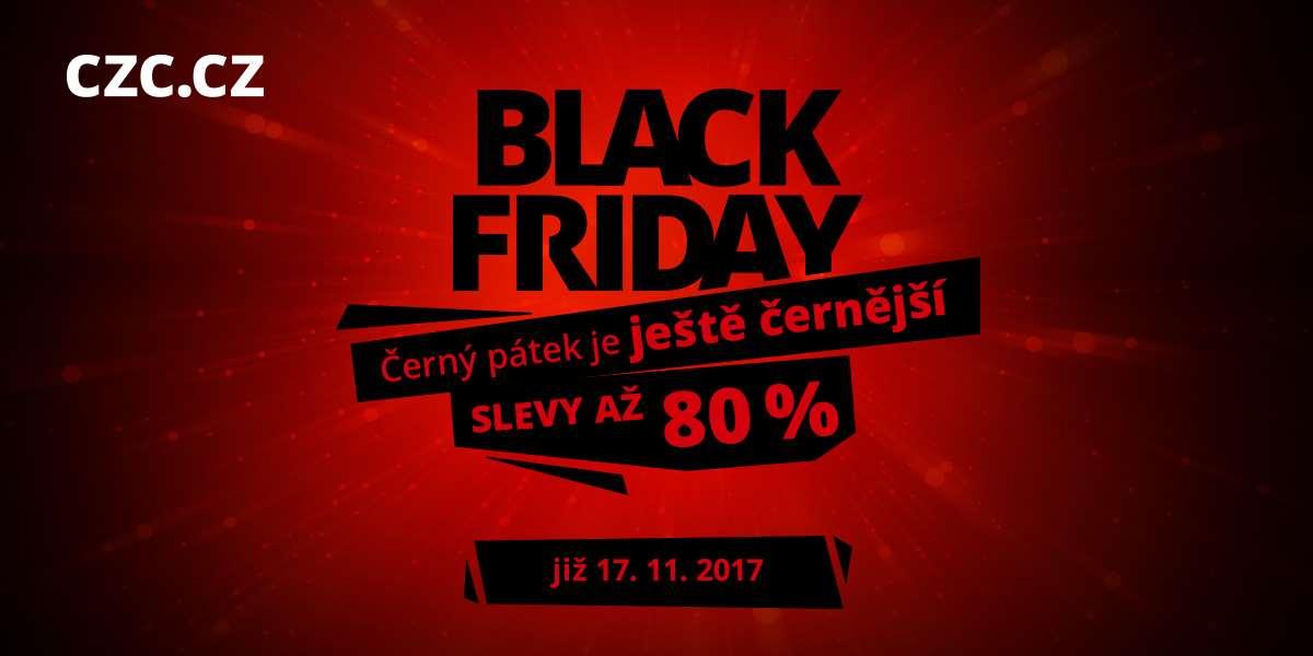 Black Friday  Slevy už dávno neplatí jen v pátek  přehled akcí ... a4649efd32