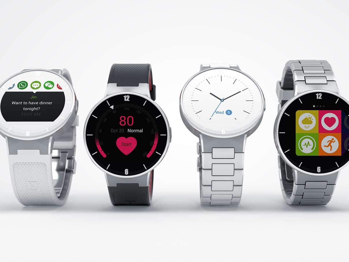 Srovnání starších hodinek OneTouch Watch a nových OneTouch Go Watch.  Popravdě 221e677e43