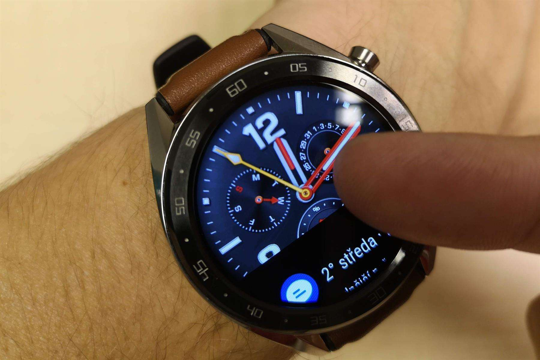 23dc8e98c3a RECENZE  Huawei Watch GT — Zázraky se nekonají