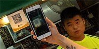 REPORTS: In China, you pay for both mobile and snack - everyone, quick and easy with your cell phone. Why not work with us?