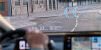 Head-up-displej příští generace používá rozšířenou realitu. Za příplatek jej nabízí i Škoda