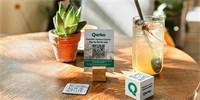 Qerko работает в 240 ресторанах Чехии. Приложение тестирует новый способ заказа