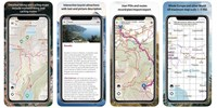 Turisté pěší i na kolech, zpozorněte. PhoneMaps nabízí nejširší síť tras, vše zdarma a offline