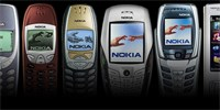 Toto byly legendary! Nokia mobile phone