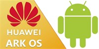 Huawei is in Android. However, it may have some of their own systems