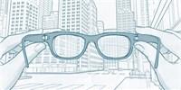 Facebook přiživil spekulace o svých AR brýlích. Ukázal i jejich základní rozhraní