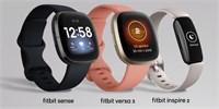 Изучите новую концепцию. Fitbit Sense - это
