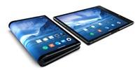 Ни Samsung, ни Huawei. Первый в мире складной телефон представила неназванная китайская компания.
