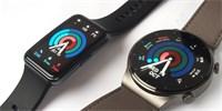 Huawei Watch Fit jsou hodinky s 80 % funkcí, ale stojí jen 40 % peněz